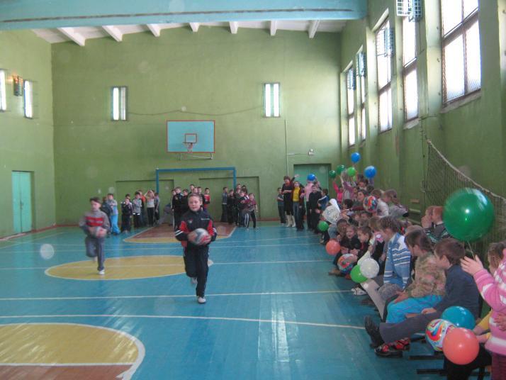 Спортивные конкурсы в школах